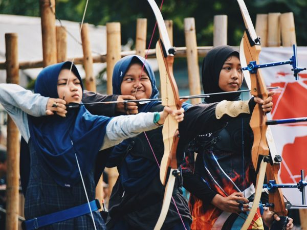 Al Taqwa became the finalist of Archery competition